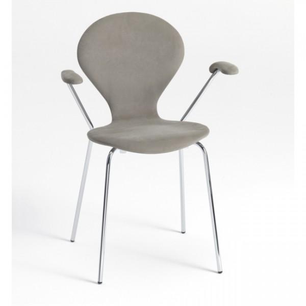 Stuhl rondo gepolstert im online kaufen for Stuhl gepolstert