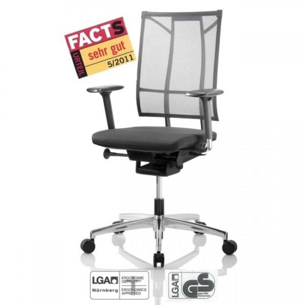 Bürodrehstuhl SAIL GT 6 4D-AL Schnelllieferprogramm