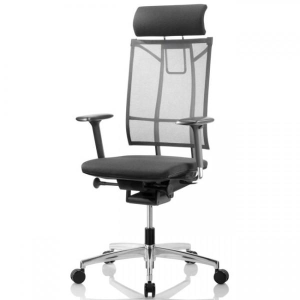 Bürodrehstuhl SAIL SC8 mit Nackenstütze