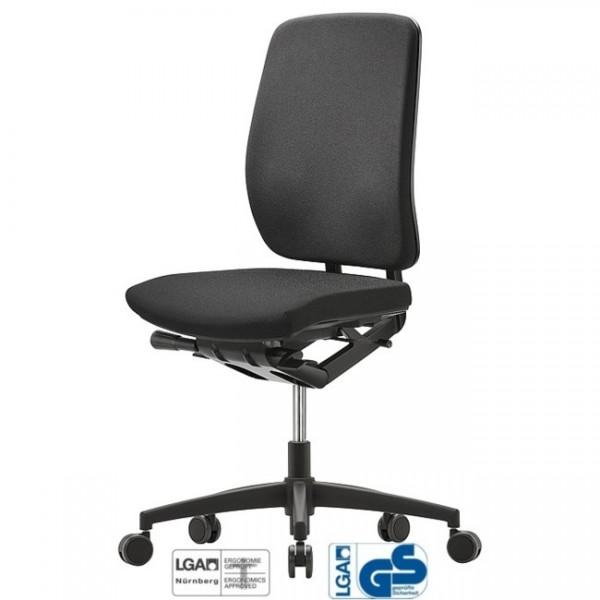 Bürodrehstuhl GLOBEline 6 hohe Rückenlehne