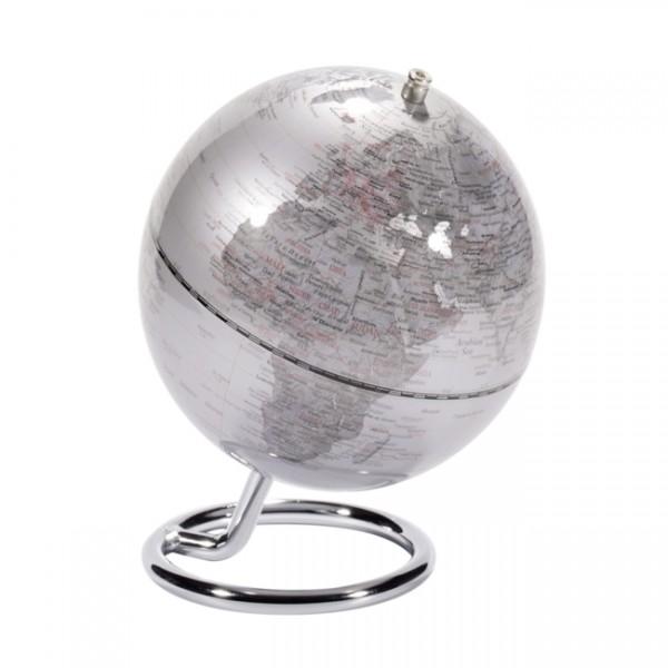 Mini Globus Galilei Silver SE-0469