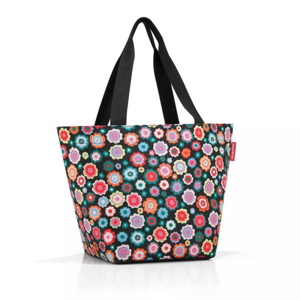 reisenthel® Shopper M happy flowers ZS7048