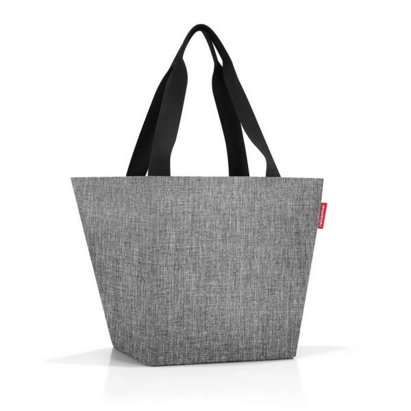 reisenthel® Shopper M twist silver ZS7052