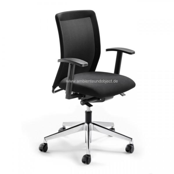drehstuhl mit standard armlehnen paro plus net 5211 503 im online kaufen. Black Bedroom Furniture Sets. Home Design Ideas