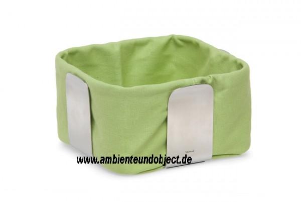 Stofftasche für Brotkorb Desa grün klein 63468