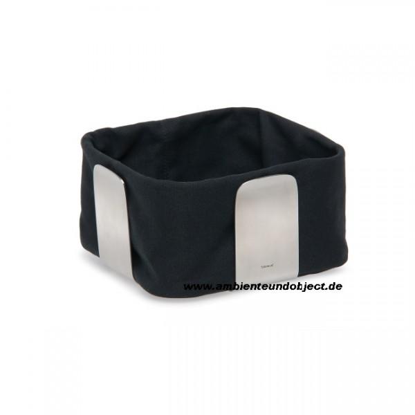 Stofftasche für Brotkorb Desa groß schwarz 63473