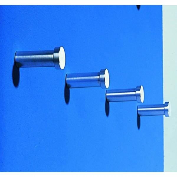 Vici Wandhaken 508 in Aluminium von D-Tec