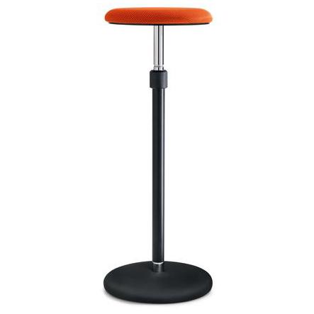 Girsberger Stehsitz Sway höhenverstellbar orange