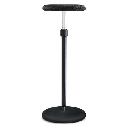 Girsberger Stehsitz Sway höhenverstellbar schwarz