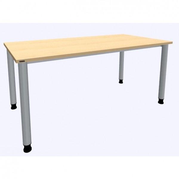 Assmann Schreibtisch Sympas 160x80cm konfigurierbar
