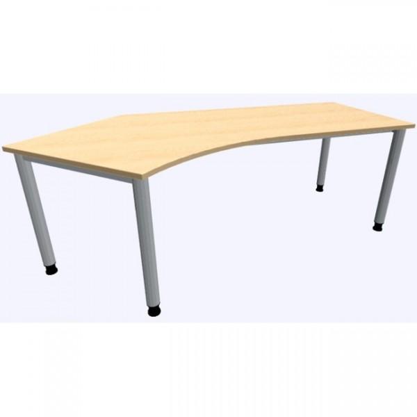 Assmann Schreibtisch Sympas Freiform konfigurierbar