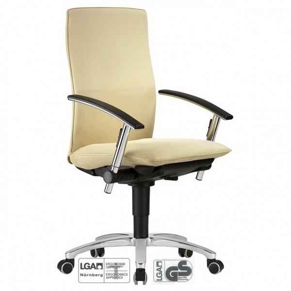 Bürodrehstuhl Tiger 6 HA mit höhenverstellbaren Armlehnen