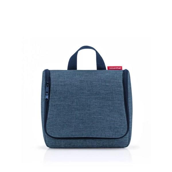 reisenthel® Toiletbag L twist blue WH4027