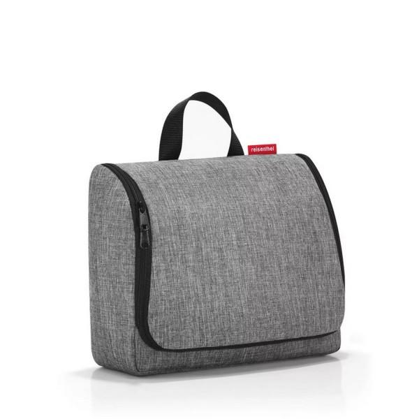 reisenthel® Toiletbag XL twist silver WO7052