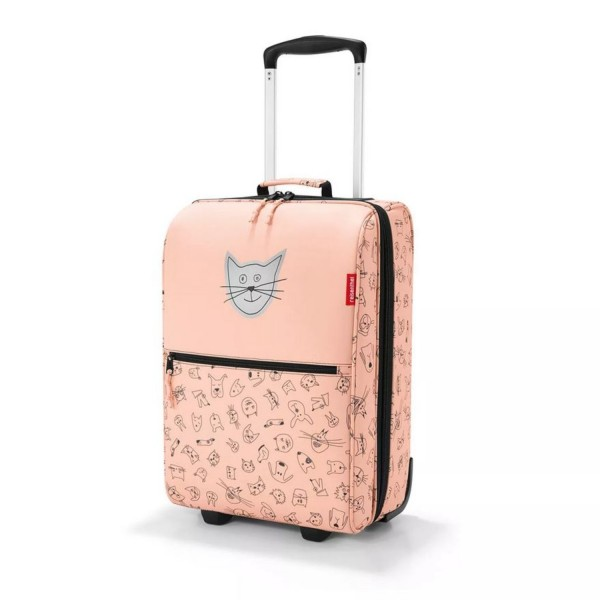 reisenthel® Trolley XS kids cats and dogs rose IL3064