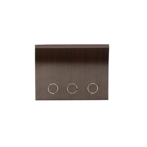 Umbra Magnet Schlüsselhalter Magnetter espresso 318200-213