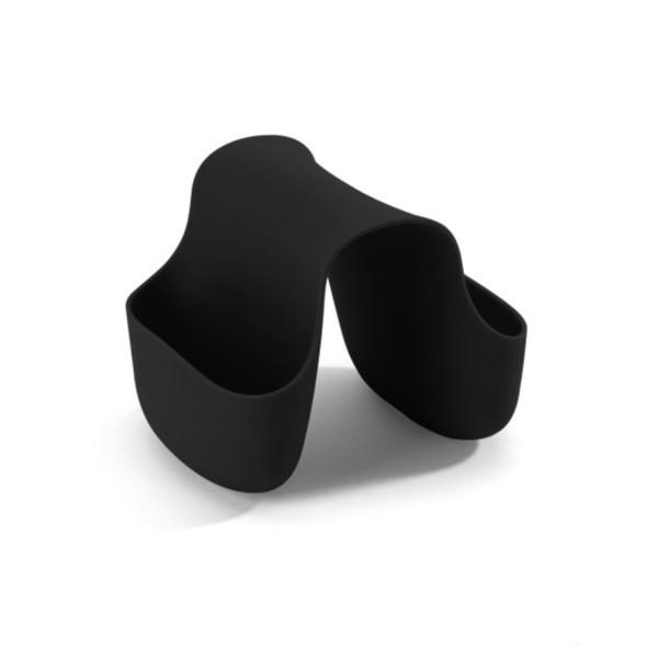Umbra Schwammhalter Saddle Silikon schwarz 330210-040