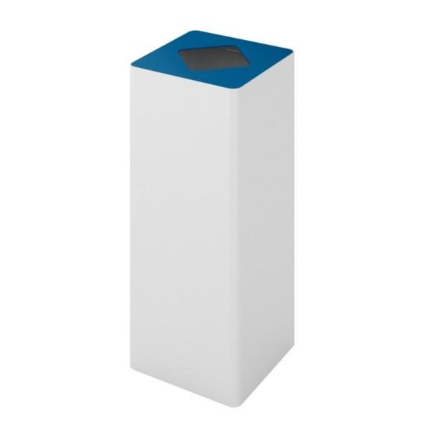 Rexite Behälter Unix 100 weiß / Rauteloch blau 1301.CC.01
