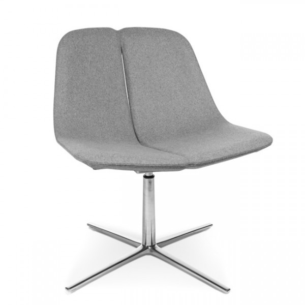 Wagner Loungesessel W-Lounge Chair 1