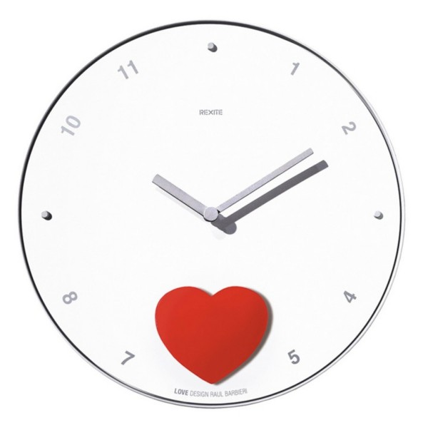 Rexite Wand Pendeluhr Appuntamento Love 988.00.19