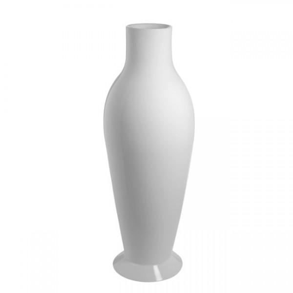 Vase Misses Flower Power weiß glänzend 8920E5