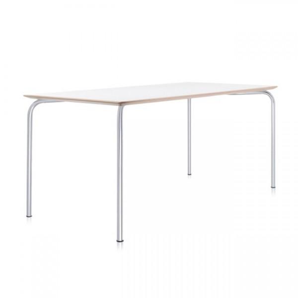 Tisch rechteckig Maui zinkweiß 28822M