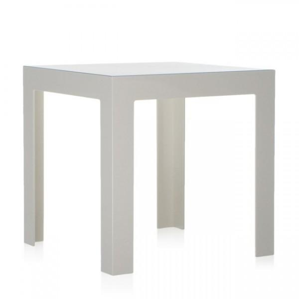 Kartell Tisch Jolly glänzend weiß  8850E5