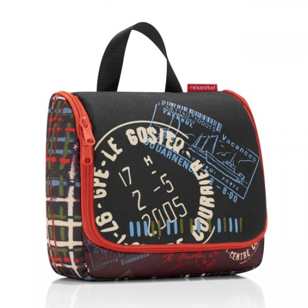 Toiletbag L special edition stamps WH7037