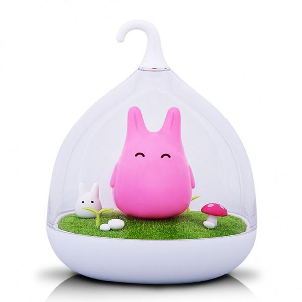 Winkee Häschen Totoro Nachtlicht mit Touchsensor
