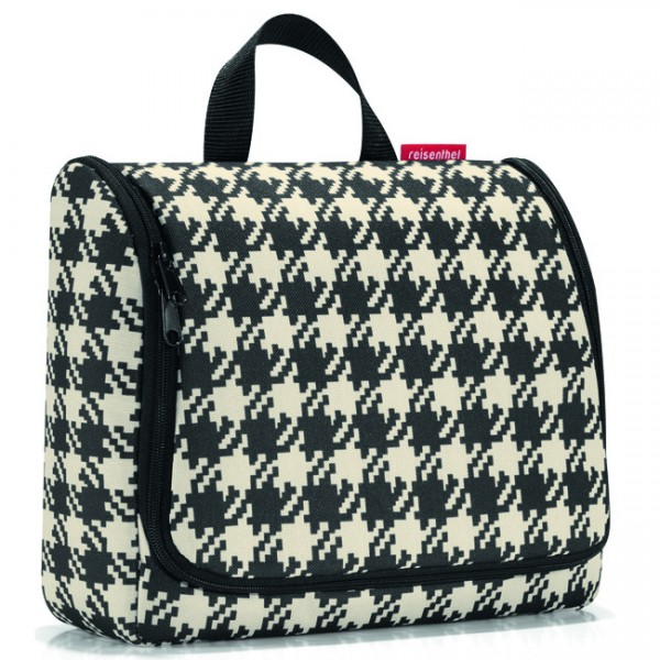 Toiletbag XL fifties black WO7028