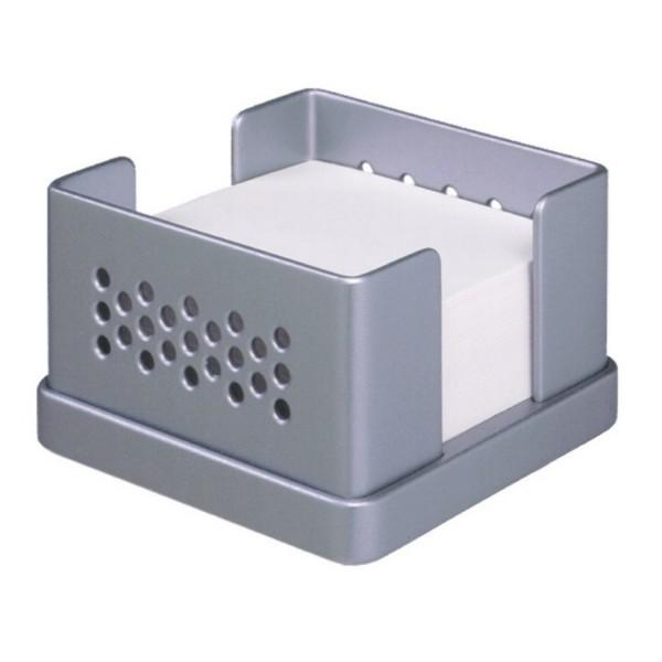 Rexite Zettelbox Memo aluminium 944.AN.AN