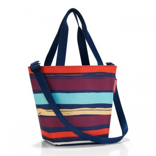 Shopper XS artist stripes ZR3058