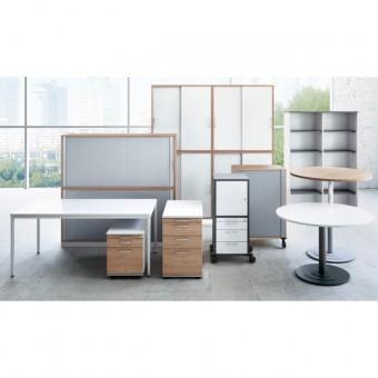 querrrolladenschrank auf rollen pontis konfigurierbar im online kaufen. Black Bedroom Furniture Sets. Home Design Ideas