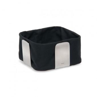 Stofftasche für Brotkorb Desa klein schwarz 63472