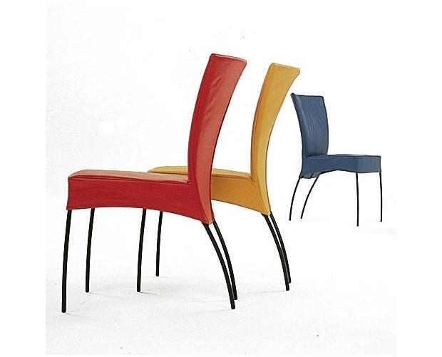 husse leder f r stuhl spica im online kaufen. Black Bedroom Furniture Sets. Home Design Ideas