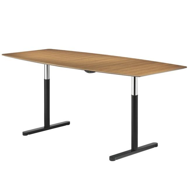 Wilkhahn Tisch Travis Höhenverstellbar 66141 Im Aoshopde Online